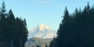 Mt Hood Portland Oregon
