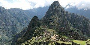 Walking the Inca Trail to Machu Piccu
